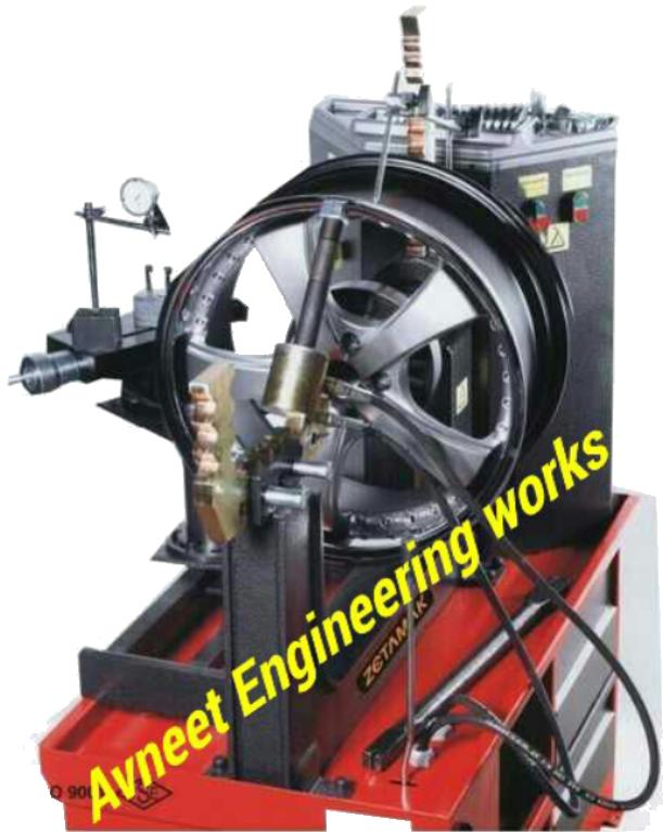 alloy machine works
